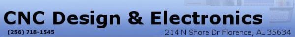 CNC Design & Electronics