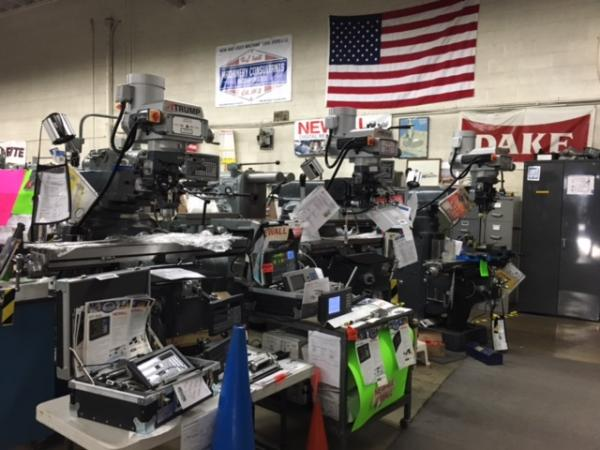 Machinery consultants Incorporated (covers ID, WY, MT)